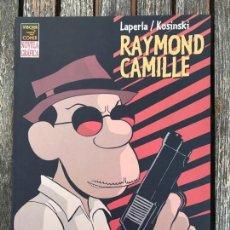 Cómics: RAYMOND CAMILLE. ÉXITO, TRIUNFO, VICTORIA. AUT. LAPERLA Y KOSINSKI. LA CÚPULA AÑO 2002.. Lote 171828388