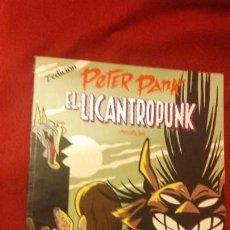 Cómics: PETER PANK EL LICANTROPUNK - MAX - RUSTICA. Lote 172122519