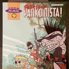 Cómics: TODO MAX Nº 9. PETER PANK. PANKDINISTA. EDICIONES LA CUPULA 1993. Lote 222519857