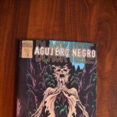 Comics: AGUJERO NEGRO 1. Lote 172434504