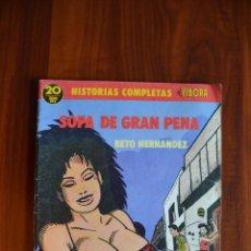 Cómics: HISTORIAS COMPLETAS DE EL VÍVORA 20. Lote 172442502