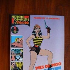 Cómics: HISTORIAS COMPLETAS DE EL VÍVORA 3. Lote 172442507