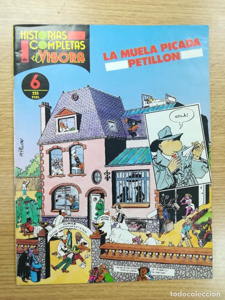 LA MUELA PICADA - PETILLON (HISTORIAS COMPLETAS EL VIBORA #26) (Tebeos y Comics - La Cúpula - El Víbora)