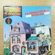 Cómics: LA MUELA PICADA - PETILLON (HISTORIAS COMPLETAS EL VIBORA #26). Lote 172551962