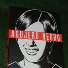 Cómics: AGUJERO NEGRO, DE CHARLES BURNS - LA CUPULA 2017. Lote 173218028