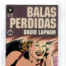 Cómics: BALAS PERDIDAS Nº 22 -ÚLTIMO DE LA COLECCIÓN- LA CÚPULA,2004. NUEVO.. Lote 243864695