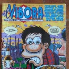 Cómics: EL VIBORA - ESPECIAL NUEVO COMIC UNDERGROUND.. Lote 173820963