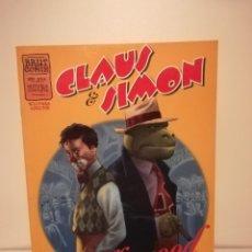 Cómics: CLAUS & SIMON. EN HOLLYWOOD. LA CÚPULA. Lote 173880065