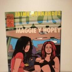 Cómics: LOCAS Nº 4 MAGGIE Y HOPEY - BRUT COMIX. Lote 173880352