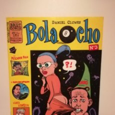Cómics: BOLA OCHO NUMERO 3 BRUT COMIX. Lote 173880457