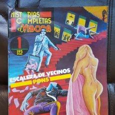 Cómics: EL VIBORA, HISTORIAS COMPLETAS. Lote 174593319