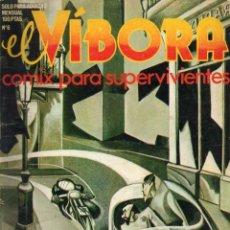 Cómics: EL VIBORA, Nº 6. 1980. Lote 175523179