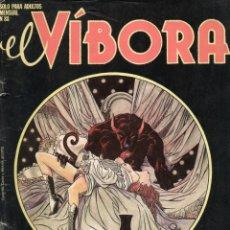 Cómics: EL VIBORA, Nº 88. 1984.. Lote 175525058