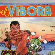 Cómics: EL VIBORA, Nº 90. 1984.. Lote 175525322