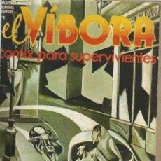 Cómics: LOTE DE 7 COMIC EL VIBORA Nº 6-8Y9-35-47-61-64-66. Lote 175707005