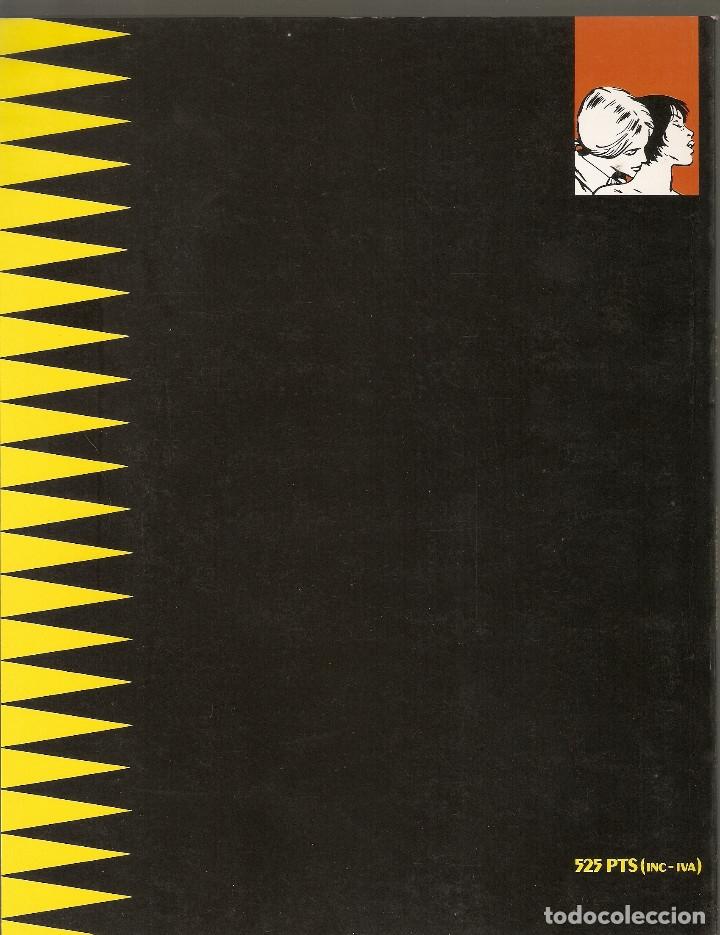 Cómics: COLECCION X - Nº 1 - NIÑAS EJEMPLARES - PRIMERA EDICION - LA CUPULA 1986 - 525PTS - - Foto 2 - 175941903