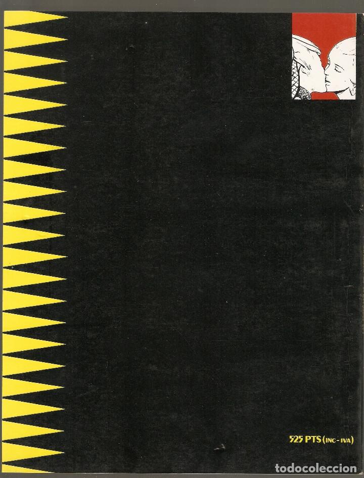 Cómics: COLECCION X - Nº 2 - LAS ENSEÑANZAS DE CAROLINE - PRIMERA EDICION - LA CUPULA 1986 - 525PTS - - Foto 2 - 175942142