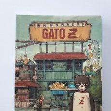 Cómics: GATO Z, BYUN KI-HYUN. Lote 176062228