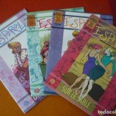 Cómics: ESPIRAL NºS 1, 2, 3 Y 4 ¡COMPLETA! ( DAVID LOPEZ LOPEZ ) ¡BUEN ESTADO! LA CUPULA BRUT COMIX. Lote 176252624