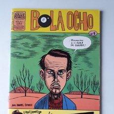 Comics: BOLA OCHO Nº 1 - DANIEL CLOWES. Lote 177047703