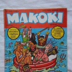 Cómics: MAKOKI Nº 7-8 JULIO- AGOSTO 1983. Lote 177294057
