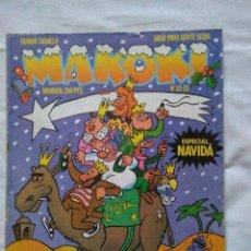 Cómics: MAKOKI Nº 12-13 DICIEMBRE/ENERO 1984. Lote 177294320
