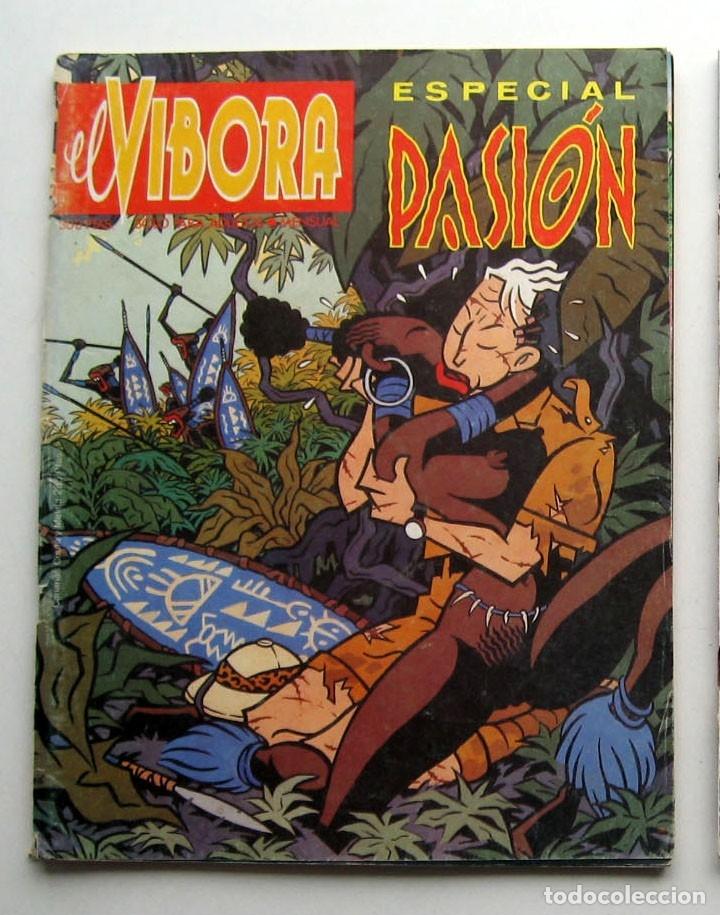 Cómics: Tres especiales El Vibora: Especial Francia - Especial Guerra - Especial Pasión - Foto 2 - 177374980