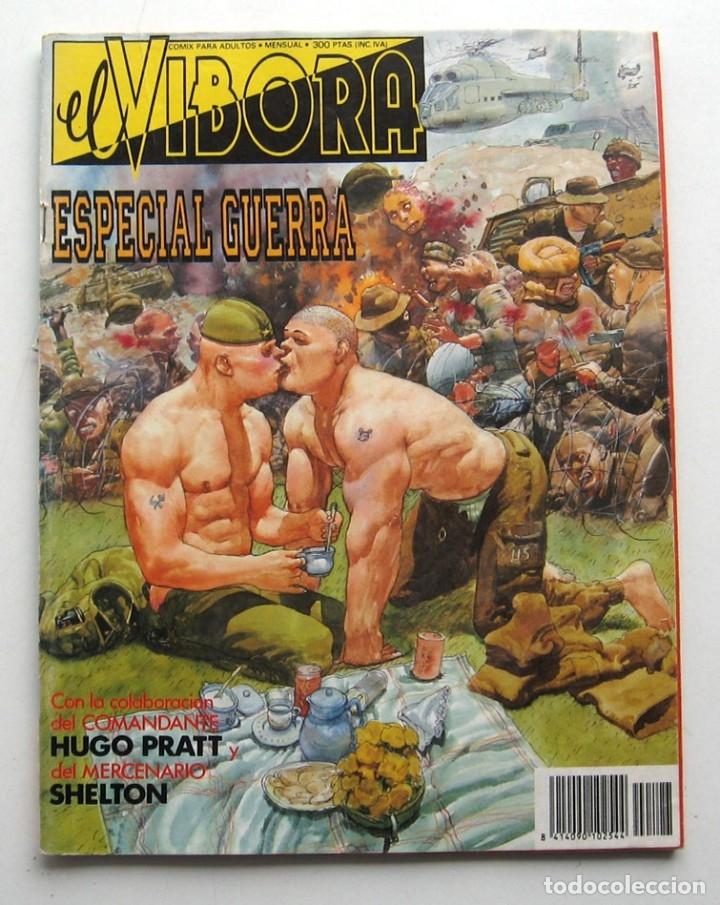 Cómics: Tres especiales El Vibora: Especial Francia - Especial Guerra - Especial Pasión - Foto 4 - 177374980