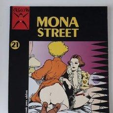 Fumetti: LEONE FROLLO: MONA STREET - COLECCIÓN X Nº 21. Lote 177412623