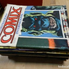 Cómics: LOTE 63 EJEMPLARES DE COMIX TOUTAIN 1980 (EL TOTAL DE LA COLECCION ES 70) SALIDA 1 UN EURO. Lote 177791774