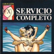 Cómics: SERVICIO COMPLETO - DAVIS - COLECCIÓN X Nº 51. 1992 LA CÚPULA.. Lote 177934575