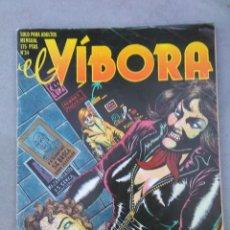 Fumetti: EL VIBORA. N. 34. Lote 178073528