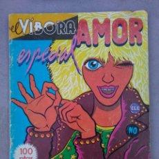 Cómics: EL VIBORA. ESPECIAL AMOR. Lote 178073665