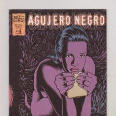 Cómics: AGUJERO NEGRO - BRUT COMIX Nº 4: COMPRANDO HIERBA - AÑO 2000 - PERFECTO ESTADO. Lote 178135408