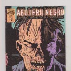 Cómics: AGUJERO NEGRO - BRUT COMIX Nº 5: CENA AL AIRE LIBRE - AÑO 2001 - PERFECTO ESTADO. Lote 178135874