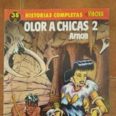 Cómics: OLOR A CHICAS 2. ARNON. HISTORIAS COMPLETAS EL VIBORA 38. Lote 178321037