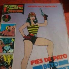Cómics: PIES DE PATO, DE BETO HERNÁNDEZ. EL VÍBORA, HISTORIAS COMPLETAS. Lote 178366102