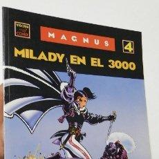 Cómics: MILADY EN EL 3000. MAGNUS. Lote 178584543