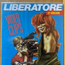 Cómics: LIBERATORE -VIDEO CLIPS- LA CÚPULA,1993. 2ª EDICIÓN. Lote 178788467