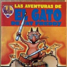 Cómics: LOS FABULOSOS FREAK BROTHERS OBRAS COMPLETAS SHELTON Nº 10 CÚPULA AÑO 1991. Lote 178792095