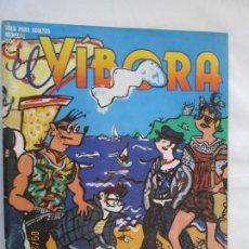 Cómics: EL VIBORA Nº 56 Y 57 EXTRA DE VERANO COMIC PARA ADULTOS . Lote 178801568
