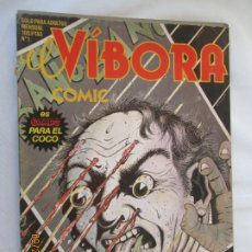 Cómics: EL VIBORA Nº 1 COMIC PARA ADULTOS - EDITADO EN 1979.. Lote 178801862