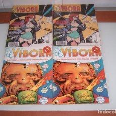 Cómics: 7 COMICS EL VIBORA. Lote 178938951