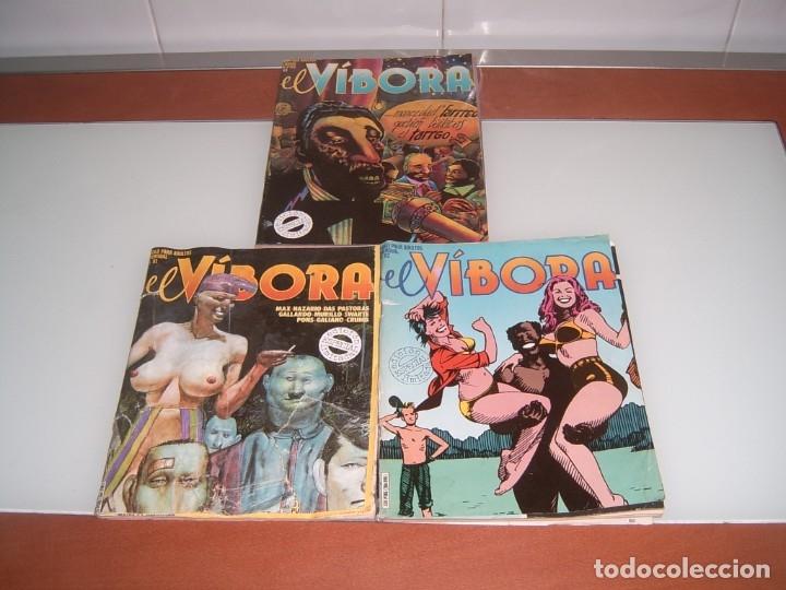 Cómics: 7 COMICS EL VIBORA - Foto 2 - 178938951