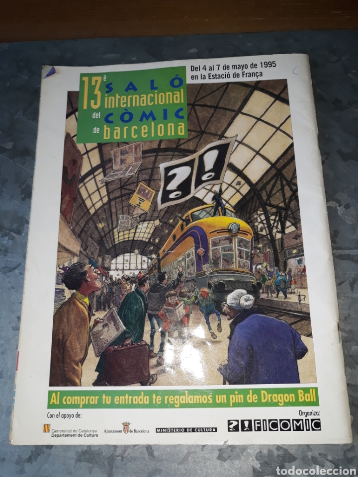 Cómics: El Víbora, número 182, año 1995. Comic para adultos. - Foto 3 - 179020248