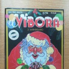 Cómics: EL VIBORA #37-38. Lote 179106755