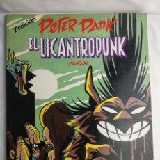 Cómics: PETER PUNK EL LICANTROPUNK DE MAX. Lote 180240203