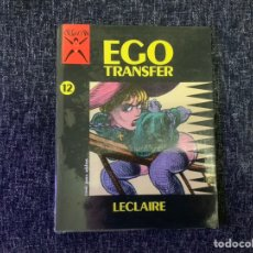 Cómics: EGO TRANSFER -EDITA : LA CUPULA COLECCION X Nº 12 NUEVO. Lote 180387417