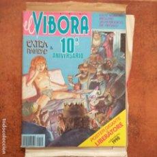 Cómics: EL VIBORA NUM DOBLE 119-120. Lote 181219796