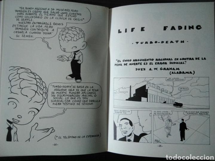 Cómics: Brian the brain - Miguel Angel Martin - bug - Ediciones La Cúpula 1995-1998 - Foto 5 - 181347057